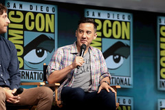 Michael Dougherty (Gage Skidmore) Tags: michael dougherty godzilla king monsters san diego comic con international 2018 convention center california