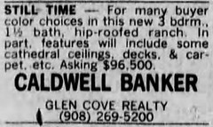 Caldwell Banker / Coldwell Banker (The Mandela Effect Database) Tags: caldwell banker coldwell name change mandela mandala mandelaeffect spelling residual research residue proof print news newspaperscom newspapers