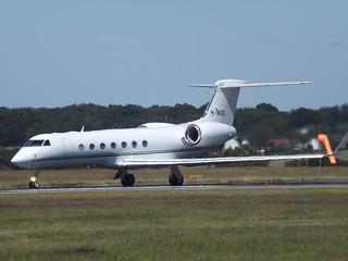 M-ARDI Gulfstream G550 (LGM Property Services Ltd)