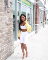 Heading to the dollar store 💵. Y'all want somethin? 🤔 Outfit: @boohoo Heels: @egoofficial Pc 📷: @galistudios #melaninpoppin #melanin #boohoo #egoofficial #edgesnotonfleek (latoyaforever) Tags: latoyaforever latoyaslife baby samia latoya