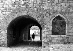 Kalemegdan Fortress, (Marija Mimica busy!!!) Tags: blackwhitephotos belgradeblackwhite fortress monochrome moments magic ngc
