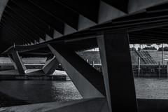 Baakenhafenbrücke (michael_hamburg69) Tags: hamburg germany deutschland hafencity bridge brücke baakenhafenbrücke baakenhafen