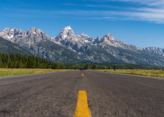 2018-07-SFS Grand Teton-0352.jpg (bratwurstgoblin) Tags: roadway road tetons transportation nationalpark mountains grandtetonnationalpark summitforsomeone unitedstates northamerica bigcitymountaineers wyoming location