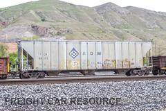TFOX 60121 (Freight Car Resource) Tags: pullmanstandard coveredhopper ps2cd ps2 freightcar train railroad railway tofx adm 4427 ps2cd4427