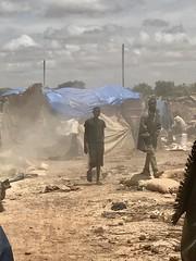 Field Research in Burkina Faso