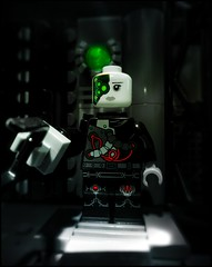 We Are Borg (LegoKlyph) Tags: lego custom brick block mini figure build fun star trek nerd borg hive scifi space delta quadrant