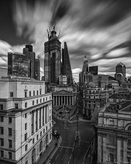 Sci-Fi City, London
