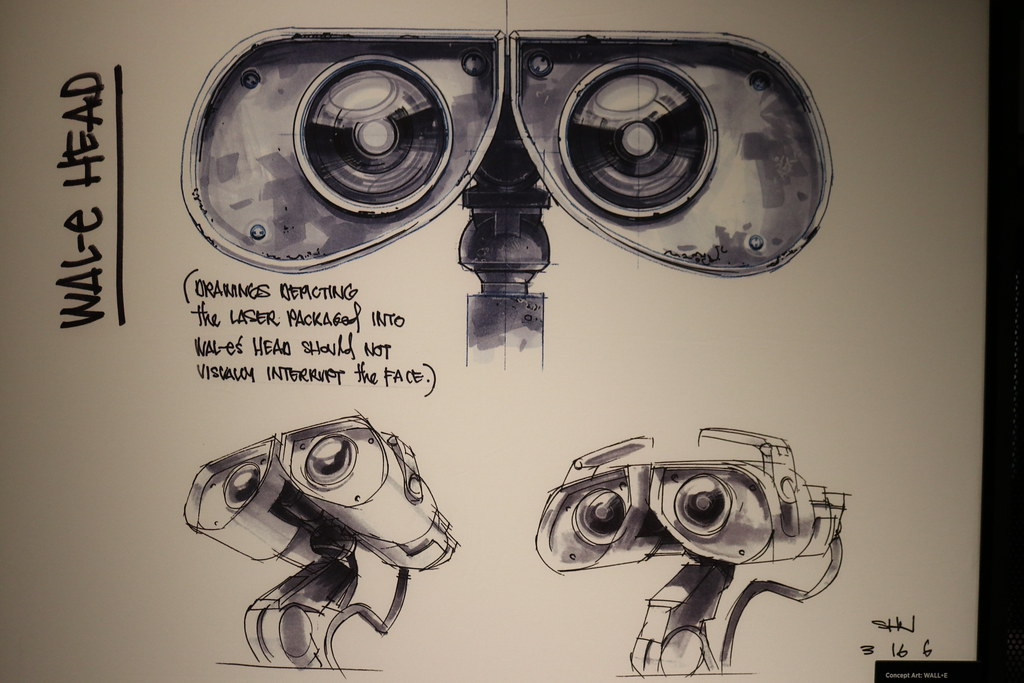 The World\'s newest photos of pixar and walle - Flickr Hive Mind