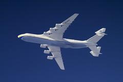 Antonov 225 Mriya (kacperlechwar) Tags: antonov a225 mriya biggest airplane