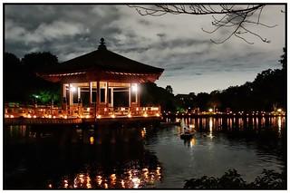 Nara To-kae, candle lights festival