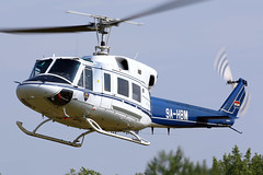 AB-212 (Dean West) Tags: croatianpolice varazdin airshow bell212 ab212 police helicopter chopper rotary