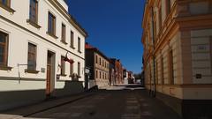 Kieś - uliczka (jacekbia) Tags: europa łotwa latvia kieś cēsis architecture architektura building budynek ulica outdoor canon 1100d explore