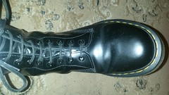 20180304_190303 (rugby#9) Tags: drmartens boots icon size 7 eyelets docmartens air wair airwair bouncing soles original hole lace doc martens dms cushion sole yellowstitching yellow stitching dr comfort cushioned wear feet dm 10hole black 1490 10 docs doctormarten shoe footwear boot indoor