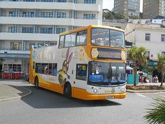 Stagecoach South West 'Gary' 18306 (Welsh Bus 18) Tags: stagecoach southwest dennis trident alx400 18306 gary wa05mhf torquay strand hop122 adl