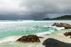 Lazare Bay  . Seychelles (grandmich56) Tags: seychelles baielazare océanindien granit longpose bay paysage landscape michelletertre ciel sky merturquoise turquoisesea indianocéan canon5dmarkiv orages thunderstorms