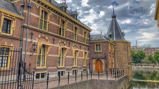 Torentje, Binnenhof, Den Haag, Netherlands - 1588