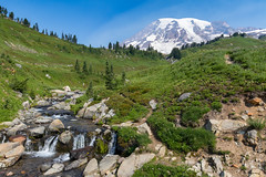 Mt. Rainier National Park (Tony Varela Photography) Tags: mtrainier mtrainierusa mtrainiernationalpark mountainlandscape mountrainier photographertonyvarela canon