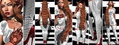 Detached - Shine (Ai Venus Kouyama) Tags: secondlife sl fashion style blog blogging blogger elf ginger tumblr blogspot vanity fetish events collabor88 mesh hourglass 3d avatar latex virtual worlds