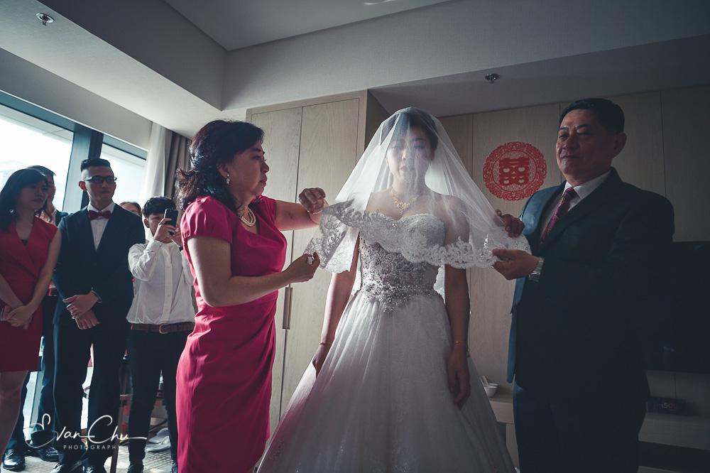 萬豪喜宴-奕誠&娉儀 婚禮紀錄_0073