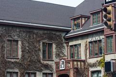 Fraternal (Nfielden) Tags: berkeley california fraternity ucberkeley university architecture windows