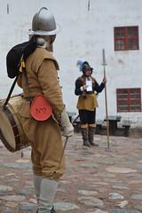 Rumpali (GARS Savolax) Tags: turunlinna turkucastle åboslott historianelävöitys reenactment 1600luku 1600tal 17thcentury gars pikenööri pikenööripäivä pikedrill