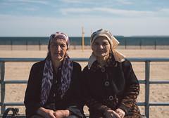 Coney Is. (Allthingsbklyn) Tags: russian sisters brooklyn streetphotography beach coney island sony sonyalpha allthingsbklyncom allthingsbklyn zeiss 50mm