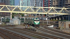 014 -1crpvibfwl (citatus) Tags: eastbound go train locomotive 617 union station toronto canada summer morning 2018 pentax k3 ii