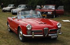 1959 Alfa Romeo 2000 Spider Touring (rvandermaar) Tags: 1959 alfa romeo 2000 spider touring alfaromeo2000spidertouring alfaromeo2000 alfaromeo sidecode1 import ae6454 rvdm