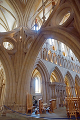 2018-05-18 06-02 England 345 Wells, Cathedral