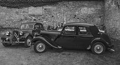 The sixties cars (8) (JLM62380) Tags: vintage nostalgie nostalgia sixties cars années soixante marquise retrofestival ancien traction avant voiture automobile citroen