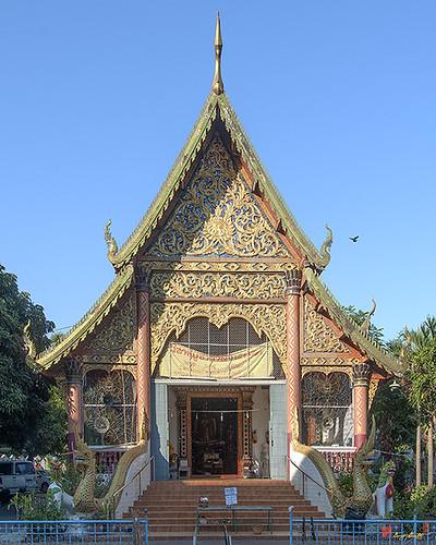 Wat San Pa Khoi Phra Wihan (DTHCM2473) วัดสันป่าข่อย พระวิหาร
