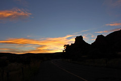 Sedona Sunset (craigsanders429) Tags: arizona arizonamountains sedonaarizona sunsetphotography sunsets sunset sunsetcolors cloudsandsky clouds cloudsandmountains