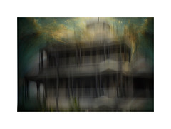 Guest House (Peter A (AKA peterics1)) Tags: icm blur