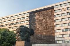 #chemnitz #karlmarxstadt #karlmarx #sachsen #saxony #nischel #proletarierallerländervereinigteuch