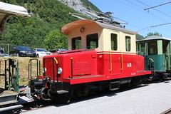 2018-07-24, AB, Wasserauen, Ge 2/2 49 (Fototak) Tags: schmalspurbahn railway treno train locomotive elok ab switzerland 49