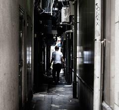 Ginza behind the scenes-5 (tokyobogue) Tags: tokyo japan ginza nikon nikond7100 d7100 sigma sigma1750mmexdcoshsm behind backstreets street streetphotography urban city people alley