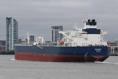 Searuby (das boot 160) Tags: searuby tanker tankers tranmereoilstage ships sea ship river rivermersey port docks docking dock boats boat mersey merseyshipping maritime