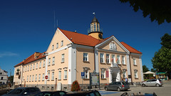 Nidzica - Ratusz (jacekbia) Tags: europa polska poland mazury nidzica building budynek budowla architecture architektura ratusz canon tamron