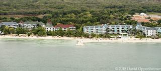 Sandals South Coast in Jamaica Aerial