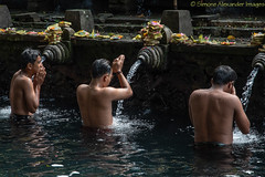 Pura Tirta Empul (simone_a13) Tags: indonesia bali temple hindu people religion ritual water historic