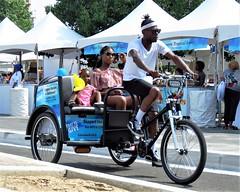 Artscape, 2018 (A CASUAL PHOTGRAPHER) Tags: festivals artscape families pedicabs africanamericans