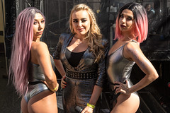 Holly & The Girls @ Pride 2018 (teltone) Tags: liverpoolpride pride 2018 city diversity music people stage entertainment proud party celebration brendalabeau hollyellison queenzee