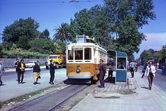 Porto, Portugal, 4 June 1973, tram line number 6-Car 275-Monte dos Burgos (filhodaCP) Tags: portugal porto tram tramcar bondinho elétrico eléctrico stcp bonde streetcar tranvía