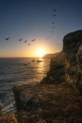 Marin Headlands IV (sberkley123) Tags: california d850 nikon marin usa sunset ocean colors marinheadlands sanfrancisco coast pacific 1424mm