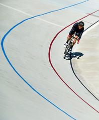 Encino Velodrome (.Betina.) Tags: pelotonmagazine 2018 velodrome cycling track cyclist ride rider betinalaplante bb colour color