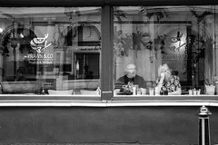 Bored (Speedy349) Tags: cowes cowesweek isleofwight prawnco bored window