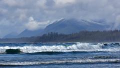 Wickaninnish Beach (Snixy_85) Tags: longbeach tofino wickaninnishbeach waves
