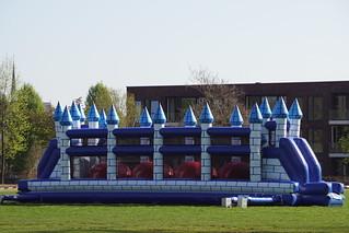 Koningsspelen Dommelrodeschool Sint-Oedenrode