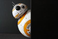 BB-8 (Franck.Robinet) Tags: bb8 plastic mm hmm macro macromondays starwars droide orange toy toys art cute funny
