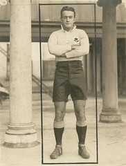 Cyril Towers, (Rugby Union) Farnsworth Davis sporting collection part II (State Library of New South Wales collection) Tags: statelibraryofnewsouthwalesrugbyleague newsouthwales football sport rugbyunion angloaustralian bledisloecup catholicaustralians centre